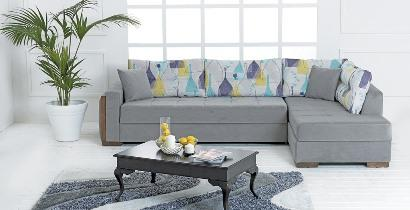 Modern style Corner Set consists of 2 parts