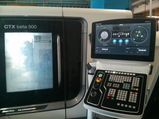 Maschinenpark, Drehmaschine