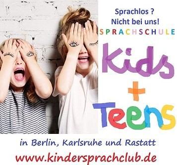 Language school for kids and teens