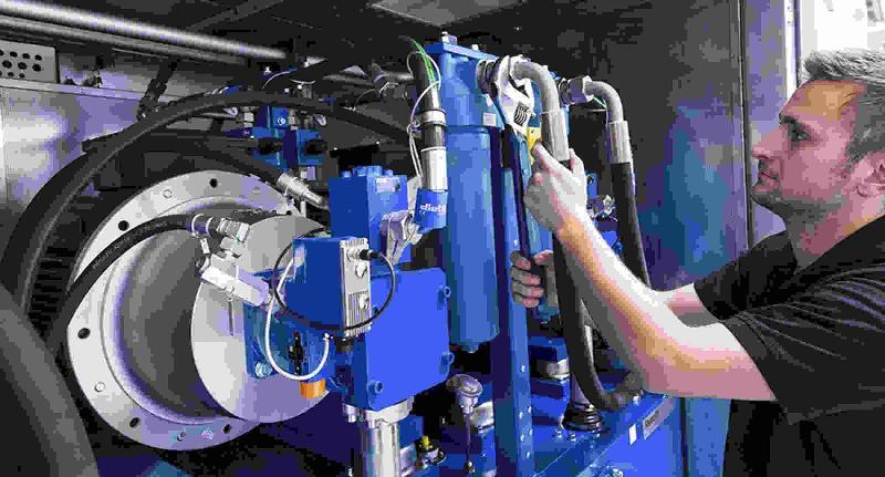 Poppe + Potthoff Maschinenbau
