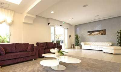 HOTEL LUGANO Ambiente confortevole