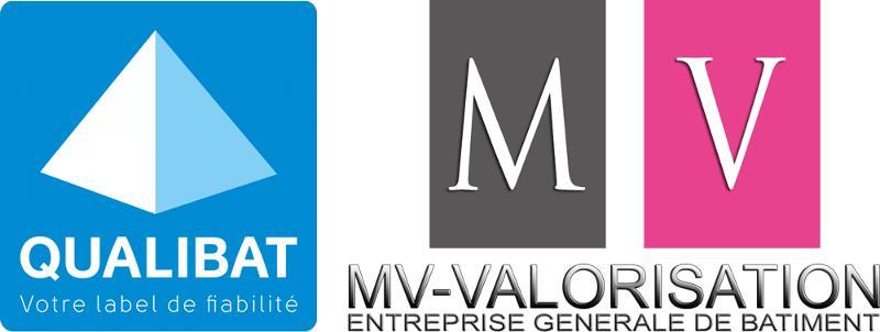 MV-Valorisation certifiée Qualibat RGE