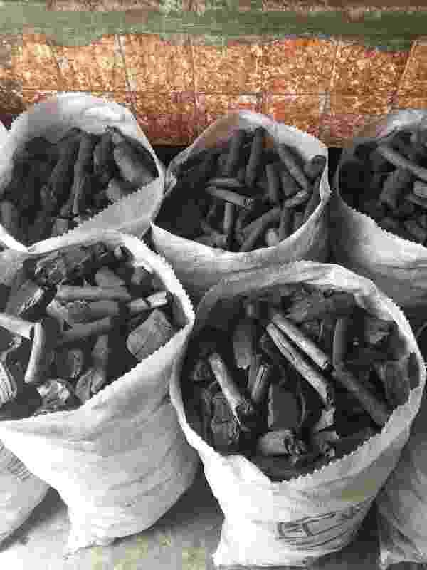 We are the strongest exporter of Marabu Charcoal, loading more than 50 containers per month