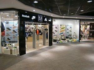 Our store in a Gdańsk Shopping Gallery