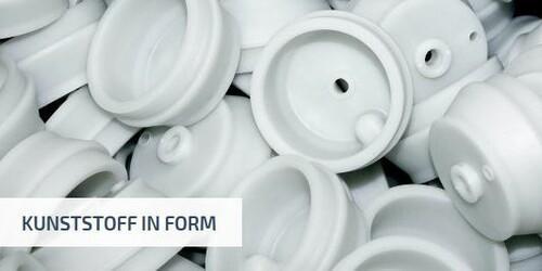 Kunststoff in Form