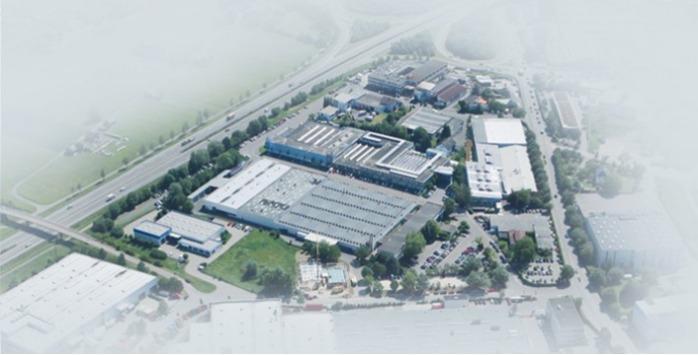 Schock Metall Firmensitz in 73660 Urbach