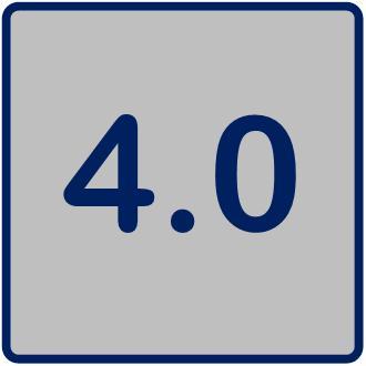 Industrie 4.0 oder die 4. industrielle Revolution.  Intelligente Vernetzung von Fertigungsmaschinen bzw. der Fertigungsproduktion zur Steigerung der betrieblichen Effizienz.