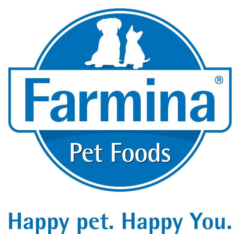 Farmina: nourriture Grain Free, 100% sans céréales, 70% de protéines et Low Grain avec maximum 20% de céréales ancestraux, pour chien et chat.