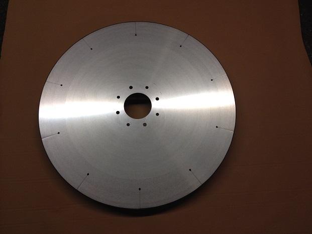 Kreismesser zum Schneiden von Isoliermaterial