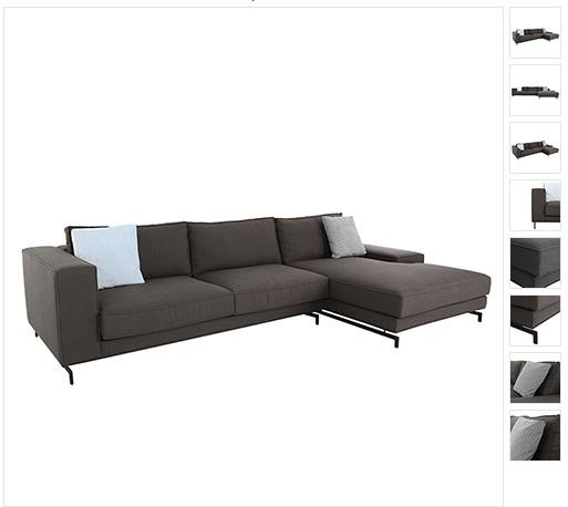 comfortable ,luxury corner sofa