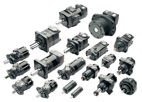Hydraulic Motor, Supply & Repair