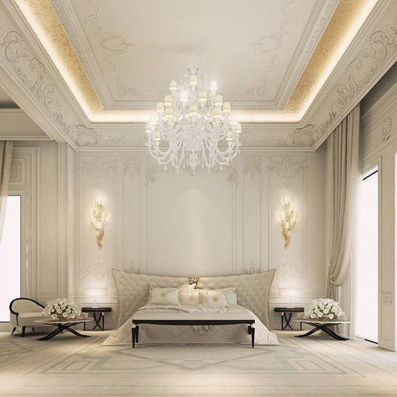 Bedroom Interior Design - Private Residence