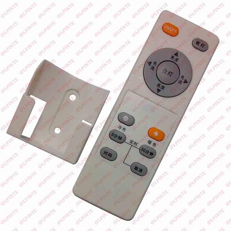 remote control with holder for air purifier audio vedio light