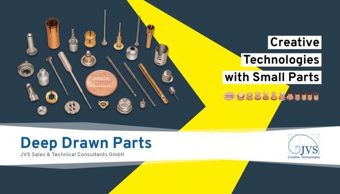Small Parts | Deep Drawn Parts | Braxton Mfg