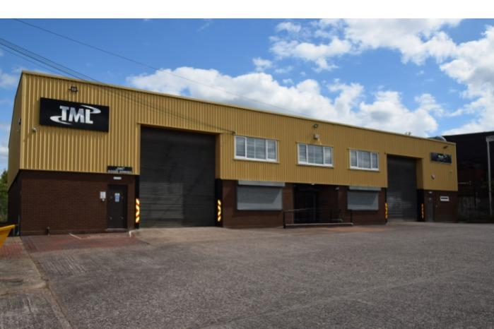 New premises with over 1 million pounds of investment in property and stock.