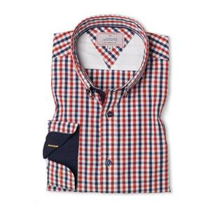 Checked Men's Shirt Victorio V073