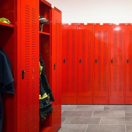 Feuerwehrspinde