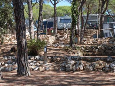 Camping: material