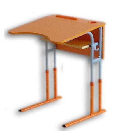 HEIGHT ADJUSTABLE ANTI-SCOLIOSIS TABLE