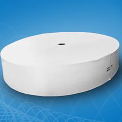 Effe 4 è in grado di ribobinare svariati tipi di materiale; è possibile ottenere, da un rotolo madre, rotoli di qualsiasi diametro, metratura e altezza con tagli netti e precisi.