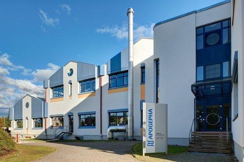 Herstellungsstätte in Dresden-Lockwitz