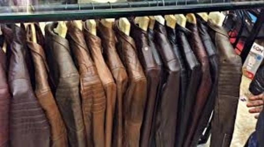 Shown are few of the leather jackets range that we provide