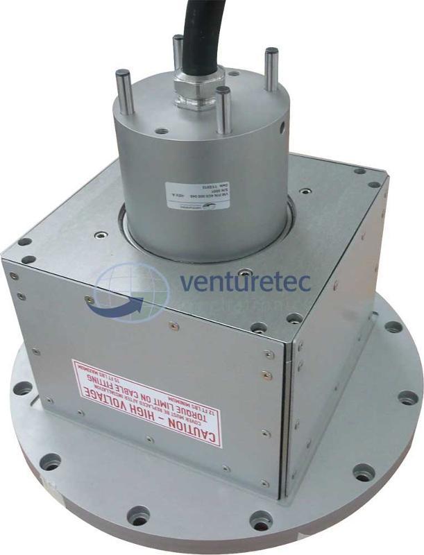 - 4-way high-power slip ring  - 4 x high-power 400V, 100A  - Bureau Veritas approved