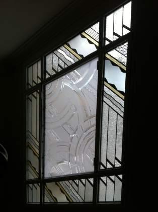 Cage d'escalier Paris Apres restauration