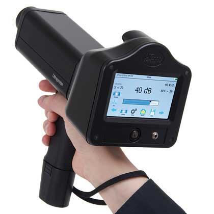 L'instrument à Ultrasons le plus élaboré permettant collecte de données, inspection et analyses sonores.