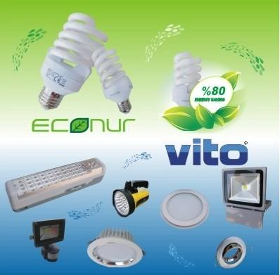 VITO products - LED lighting, sensors, lamps, lighting accessories - original design, good quality and affordable prices.