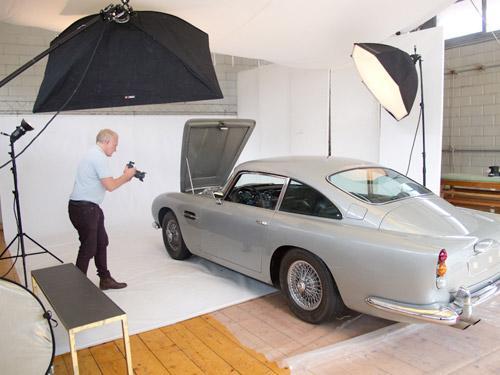 Studio fotografico Daylight