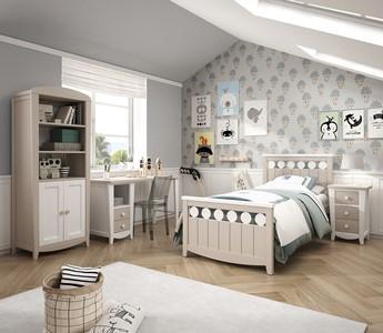 diseño y calidad en los muebles del pequeño de la casa. ARTELMU te ofrece diseño y posibilidad de combinar colores en madera y lacados.