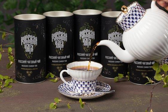 Russian Chaga Tea