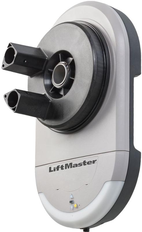LiftMaster produces a series of Rolling Door Openers with automatic force detection, LED light, Slow start and slow stop. Fast installed & easy to use.