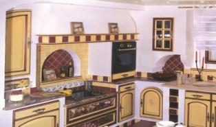 Doladille Hotte cuisine rustique