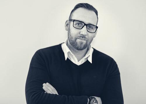 Geschäftsführer Pierre Schwahn