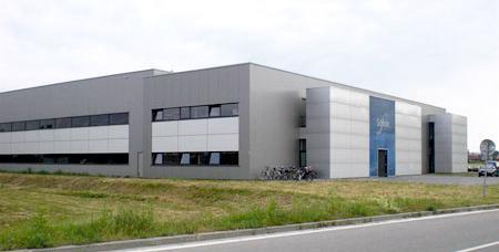 2003m Standort in Tschechien