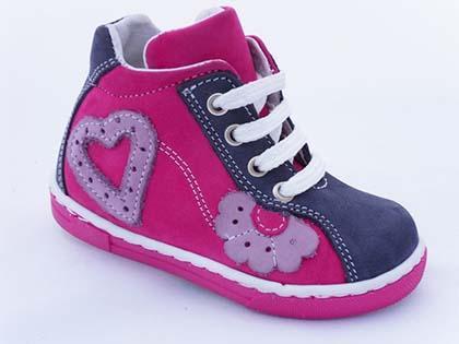 Kapchitsa B10 - Baby Boots made from real materials