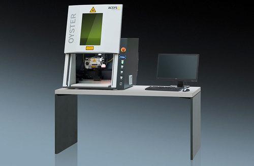 OYSTER® - Lasertischanlage