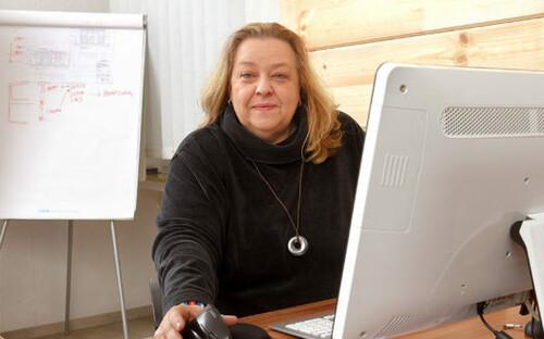 Silvia Grote, Direktorin Beratung, Entw.