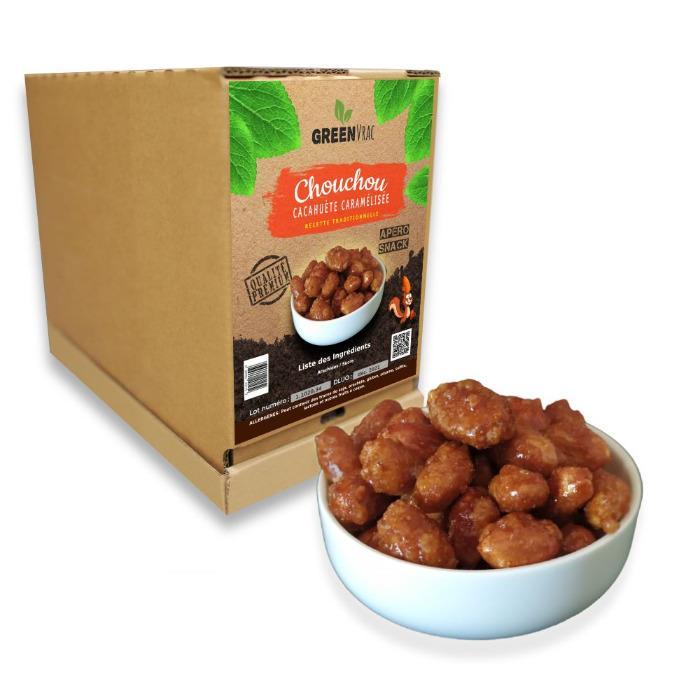Chouchous cacahuètes caramélisées en vrac