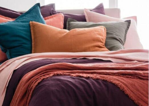 Confection textile linge de maison