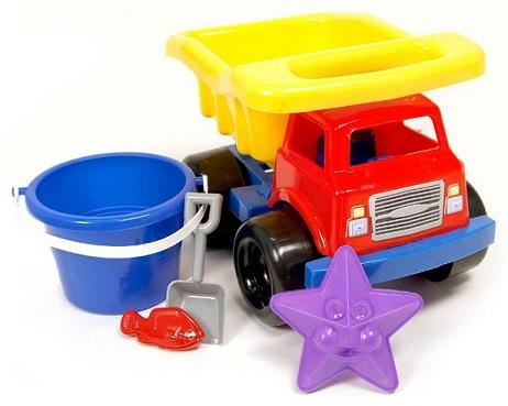 Plastic products for children