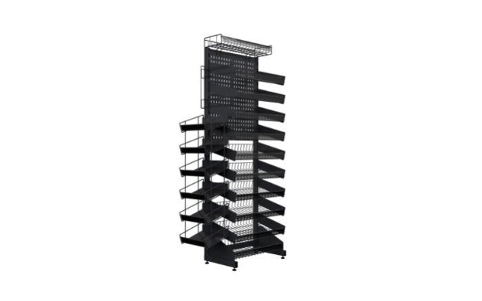Checkout rack