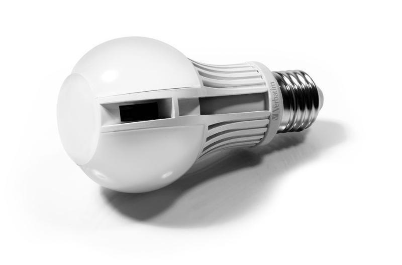 A primeira lâmpada LED do mercado que emite em todas as direções.