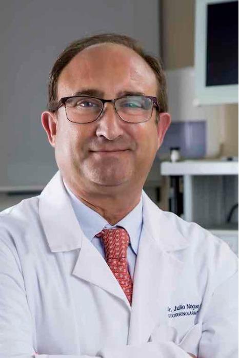 Dr Julio Nogués