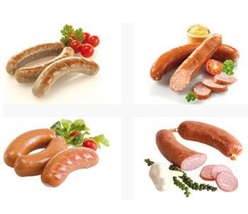 Schwarzwälder Schwarzwurst, Leberwurst, Wienerle, Bratwurst, Landjäger