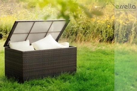 Günstige Kissenboxen aus Rattan direkt vom Gartenmöbel Hersteller TOO-Design kaufen. Von TOO-Design erhält man robuste und pflegeleichte Rattan Möbel für Heim, Terrasse, Gastronomie und Hotels.
