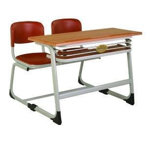 Desk Size: Desktop: 45x110, 45x120, 50x130 Profile: 32x50x2 mm Height: 65, 70, 75 h  Chair Size: Seat Backrest: PPC Profile: 20x40x2-1.5 Height: 37,40,45 h