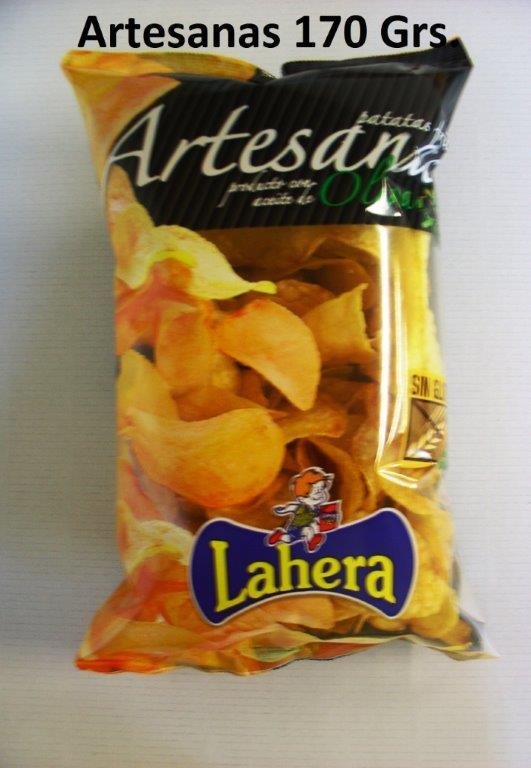 Patata Frita Artesana 170 Grs.